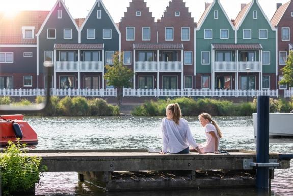 Accommodaties aan het water | Hotel Marinapark Volendam